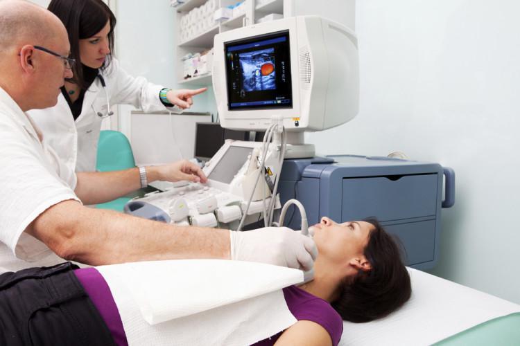 Щитовидная железа обследование